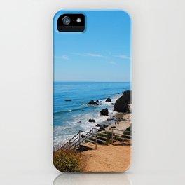 El Matador State Beach iPhone Case