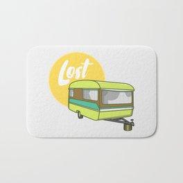Caravan Lost Bath Mat