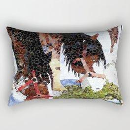 """""""Gentle Giants"""" Rectangular Pillow"""
