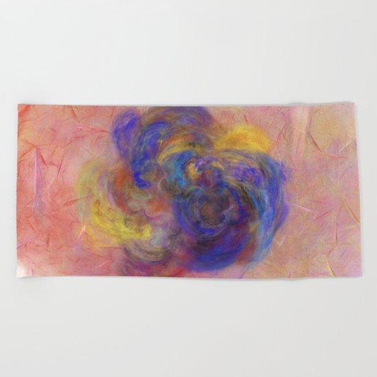 Love of Colours Beach Towel