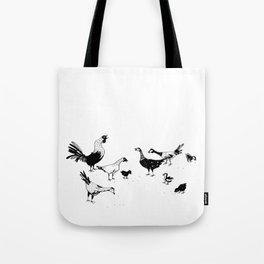 VIDA Tote Bag - DEW DROPS 2 by VIDA