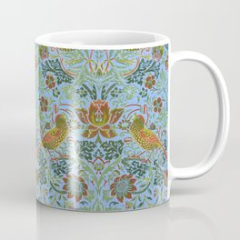 "William Morris ""Strawberry Thief"" 9. Coffee Mug"