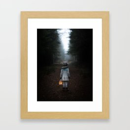 The Adventure Framed Art Print