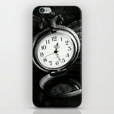 Timepiece iPhone & iPod Skin