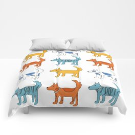For the love of dogs Comforters