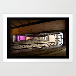 + Songs From Another Room #001, Paris (FRA) Art Print