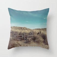 can you hear it calling?.. Throw Pillow