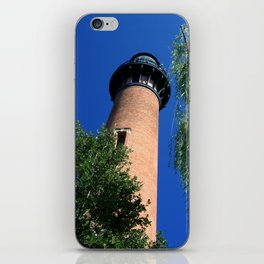 Currituck Lighthouse iPhone Skin