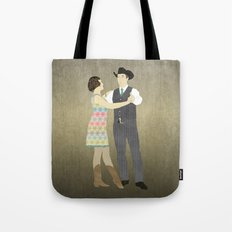 Country Two Step Tote Bag