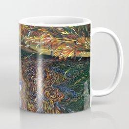 Sailing on perceptions Coffee Mug