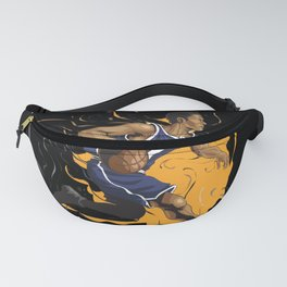 I Just Wanna Play Basketball player 2 Fanny Pack