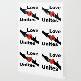 Love Unites Wallpaper