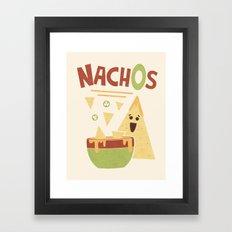 NachOs Framed Art Print