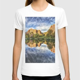Colorful Colorado by Lena Owens/OLena Art T-shirt