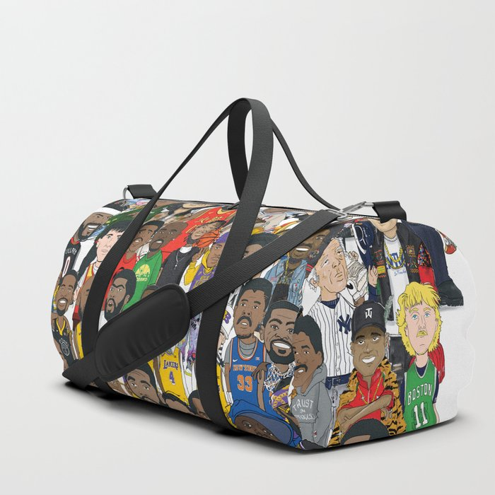Basketball Culture Duffle Bag
