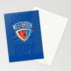 Russell Westbrook Stationery Cards