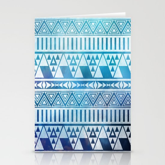 Tribal Vision. Stationery Cards