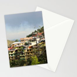MCleod Ganj - India Stationery Cards
