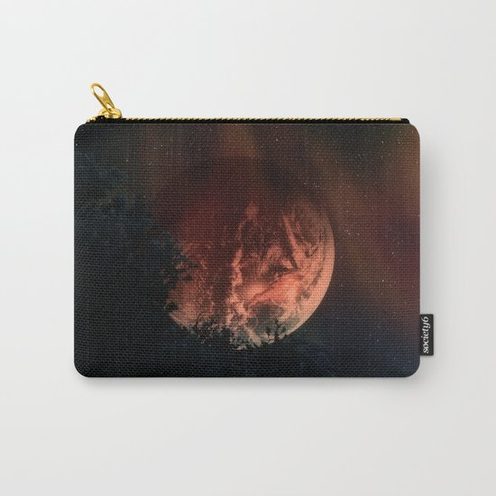 Lazy Earth Carry-All Pouch