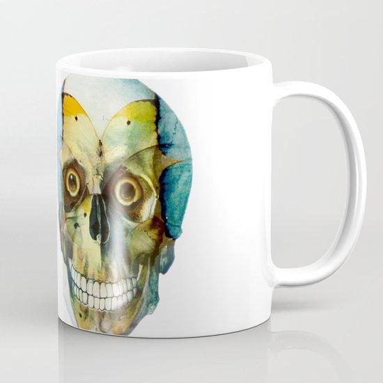 SKULL#02 Coffee Mug