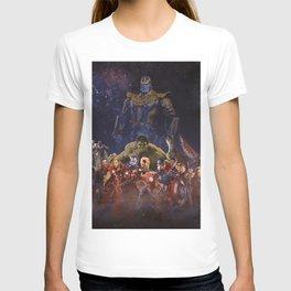 all good and bad T-shirt
