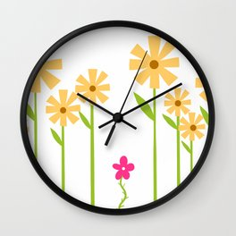 Sing Out, Louise! Wall Clock