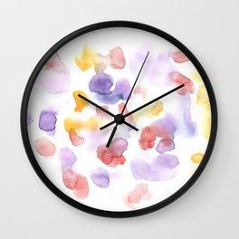 170722 Colour Loving 6 Wall Clock