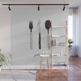 Just Eat It, Music Quote Wall Mural