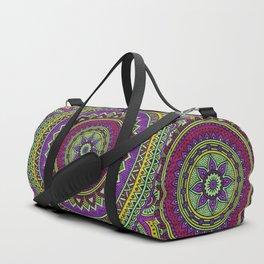 Hippie mandala 71 Duffle Bag