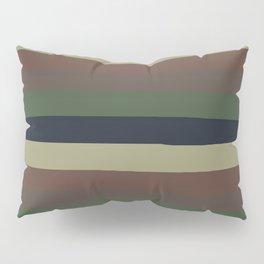 lumpy or bumpy lines abstract - QAB279 Pillow Sham