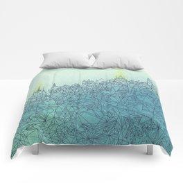 A Quiet Raft Comforters