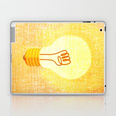 fight for your light Laptop & iPad Skin
