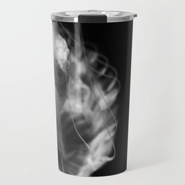 jelly in black and white Travel Mug