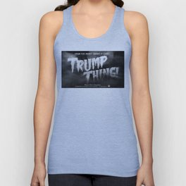 Trump Thing! with subtitle Unisex Tank Top