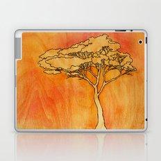 Wooden Tree Laptop & iPad Skin