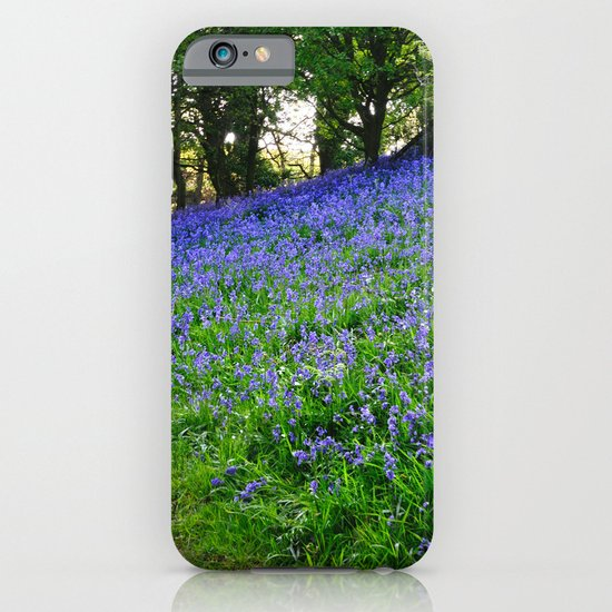 Bluebell Woods iPhone & iPod Case