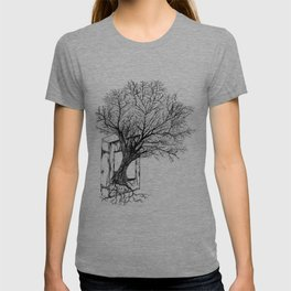 Replacing Nature with Knowledge T-shirt