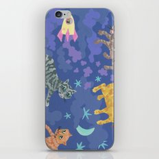 Astrocats iPhone & iPod Skin