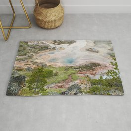The Great and Wild Basin of Life Rug