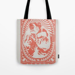 Goffer Tote Bag