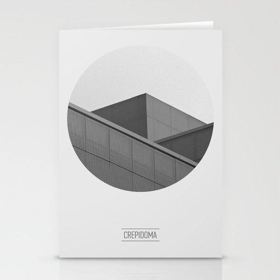 CREPIDOMA Stationery Cards