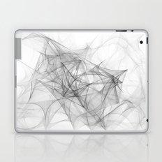 Sketching in the void Laptop & iPad Skin