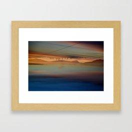Great Beyond Framed Art Print