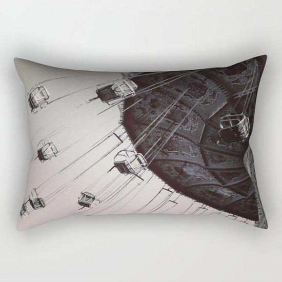 Coming Back Around Rectangular Pillow