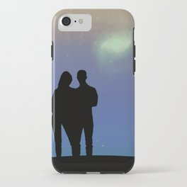 Eternity in an Evening iPhone Case