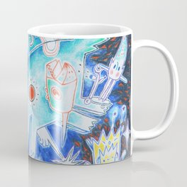 Magic space Coffee Mug