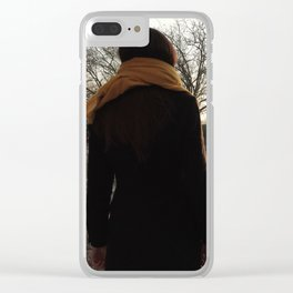 Hyde Park Clear iPhone Case