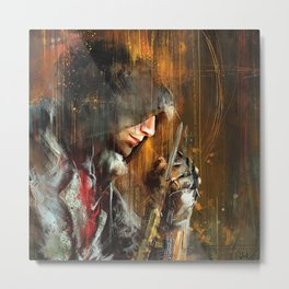 Jacob Frye Metal Print