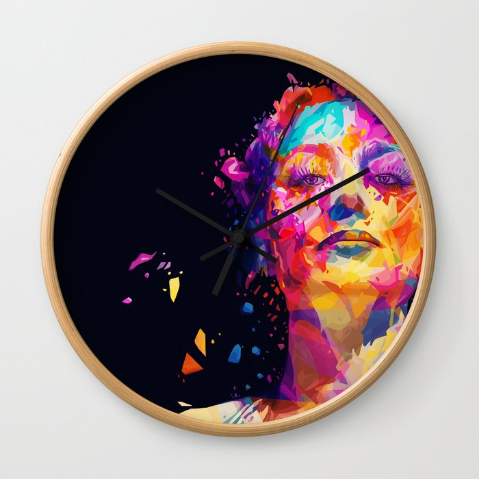 Joan Wall Clock