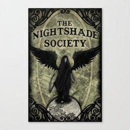 The Nightshade Society Canvas Print